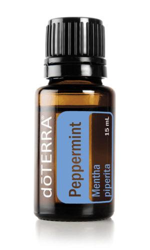 Peppermint Öl