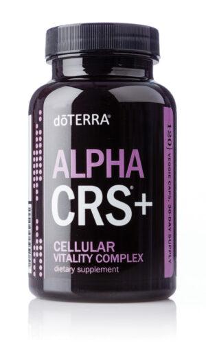 alpha crs