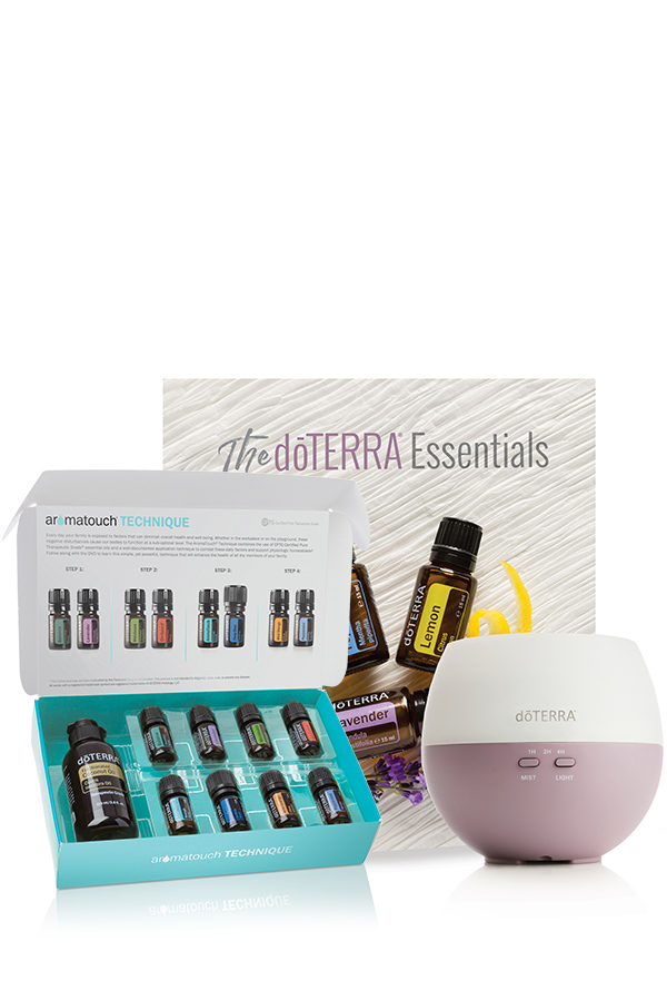 AromaTouch® Diffused